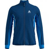 Odlo - Aeolus Jacket Men estate blue