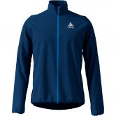 Odlo - Aeolus Element Jacket Men estate blue