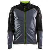 Craft - Glide Cross Skiing Jacket Men asphalt black