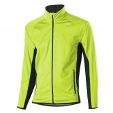 Löffler - Alpha Windstopper Softshell Light Cross-Country Skiing Jacket Men lime