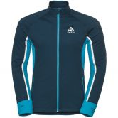Odlo - Aeolus Pro Jacket Men poseidon blue jewel