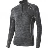 Löffler - Pia Transtex® Pullover Women grey melange