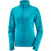 Salomon - Lightning HZ MID W Midlayer Women tile blue lyons blue