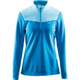 Craft - Shift Free Halfzip Midlayer Women brisk crystal