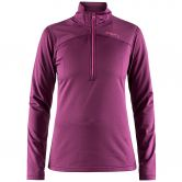 Craft - Pin Half Zip Women purple