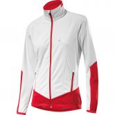 Löffler - Jacke WS Softshell Light Women white red