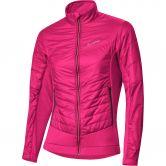 Löffler - Pace Hybrid Primaloft®60 Jacke Damen magenta