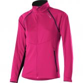 Löffler - Evo Windstopper Light Zip-Off Jacke Damen magenta