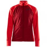 Craft - Storm Balance Cross Skiing Jacket Women rhubarb beam