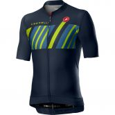 Castelli - Hors Categorie Radtrikot Herren dark steel blue