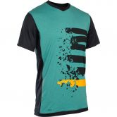 ION - Letters Scrub AMP Shirt Herren sea green