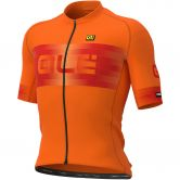 Alé - Graphics PRR Scalata Jersey Men fluo orange