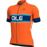 Alé - Vetta Trikot Herren orange blue