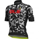 Alé - PRR Glass Jersey Men black grey