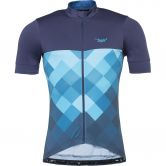 Triple2 - Velozip Performance Jersey Men mykonos blue