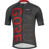 GORE® Wear - C3 Brand Jersey Herren black red