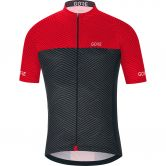 GORE® Wear - C3 Optiline Jersey Herren rot schwarz