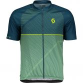 Scott - Endurance 30 s/sl Shirt Herren lunar blue/ dark ivy green