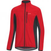 GORE® Wear - C3 Gore® Windstopper® Classic Jacke Herren red black