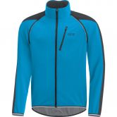 GORE® Wear - C3 Gore® Windstopper® Phantom Jacke Herren dynamic cyan black
