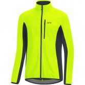 GORE® Wear - C3 Gore® Windstopper® Classic Jacke Herren neon yellow black