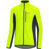 GORE® Wear - C3 Gore® Windstopper® Classic Jacket Men neon yellow black