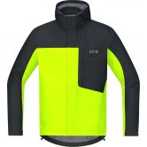 GORE® Wear - C3 GORE-TEX Paclite® Kapuzenjacke Herren neon yellow black