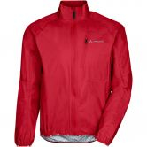 VAUDE - Drop Jacket III Regenjacke Herren indian red
