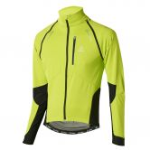 Löffler - San Remo Zip-Off Bike Softshell light Herren hell grün