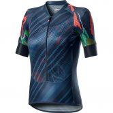 Castelli - Climber's W Radtrikot Damen light dark steel blue