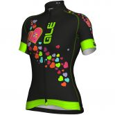Alé - Forever Jersey Women black green