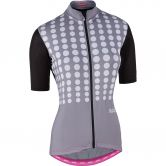 Nalini - Optical Lady Jersey Trikot Damen grey