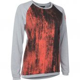 ION - Seek Longsleeve Damen gray melange