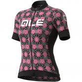 Alé - PR-S Garda Jersey Damen black fluo pink