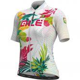 Alé - Solid Tropika Jersey Damen multicolor white