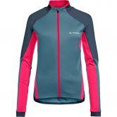 VAUDE - Resca Tricot II Bike Jacket Women blue gray