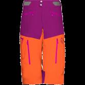 Norrona - Fjorä Flex1 Shorts Damen royal lush/ scarlet ibis