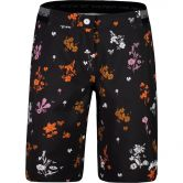 Maloja - NeisaM. Printed Multisport Shorts Damen moonless mountain meadow