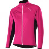 Löffler - Alpha Windstopper Light Radjacke Damen magenta