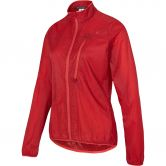 Ziener - Cinka Regenjacke Damen red pop