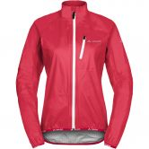 VAUDE - Drop III Jacket Women strawberry
