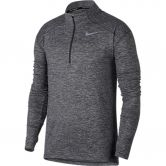 Nike - Dry Element Half Zip Shirt Herren dark grey heather