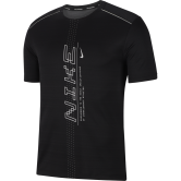 Nike - Dri-FIT Miler Running Top Men black grey fog