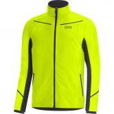 GORE® Wear - R3 GTX Infinium Partial Jacket Men neon yellow schwarz