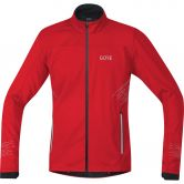 GORE® Wear - R5 Gore® Windstopper® Running Jacket Men red