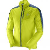 Salomon - Fast Wing Jacke Herren lime punch
