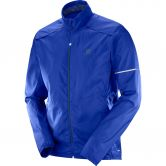 Salomon - Agile Wind Laufjacke Herren surf the web