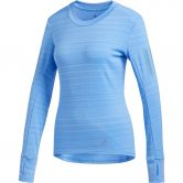 adidas - Rise Up N Run Longsleeve Shirt Women real blue