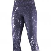 Salomon - Elevate 3/4 Tight Damen nightshade grey