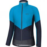 GORE® Wear - X7 Partial GTX Infinium Jacke Damen dynamic cyan orbit blue